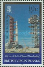 [The 30th Anniversary of the First Manned Moon Landing, type AFN]