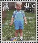 [The 18th Anniversary of the Birth of Prince William of England, type AGJ]