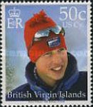 [The 18th Anniversary of the Birth of Prince William of England, type AGK]