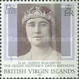[The 100th Anniversary of the Birth of Queen Elizabeth The Queen Mother, 1900-2002, type AGN]