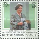 [The 100th Anniversary of the Birth of Queen Elizabeth The Queen Mother, 1900-2002, type AGO]