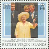 [The 100th Anniversary of the Birth of Queen Elizabeth The Queen Mother, 1900-2002, type AGQ]
