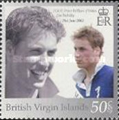 [The 21st Anniversary of the Birth of Prince William, type AJP]