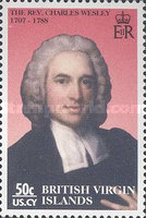 [The 300th Anniversary of the Birth of Charles Wesley, 1707-1788, type AMN]