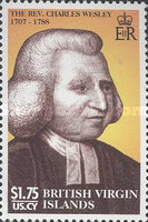 [The 300th Anniversary of the Birth of Charles Wesley, 1707-1788, type AMO]