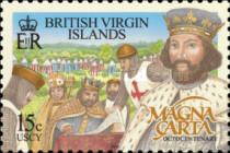 [The 800th Anniversary of the Magna Carta, type APM]
