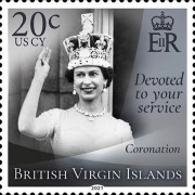 [Devoted to Your Service - The 95th Anniversary of the Birth of Queen Elizabeth II, type ARH]