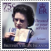 [Devoted to Your Service - The 95th Anniversary of the Birth of Queen Elizabeth II, type ARJ]