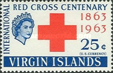 [The 100th Anniversary of the International Red Cross, type BM1]