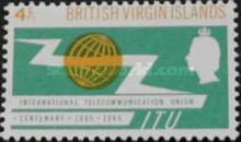 [The 100th Anniversary of the Universal Postal Union, type CD]
