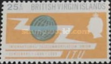 [The 100th Anniversary of the Universal Postal Union, type CE]