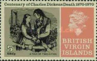[The 100th Anniversary of the Death of Charles Dickens, 1812-1870, type EE]