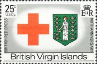 [The 100th Anniversary of British Red Cross, type EJ]