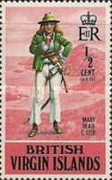 [Pirates of the 17th and 18th Centuries during the Spanish Colonial Period, type EK]