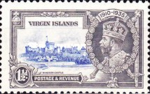 [The 25th Anniversary of Reign of King George V, type L1]