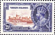 [The 25th Anniversary of Reign of King George V, type L2]