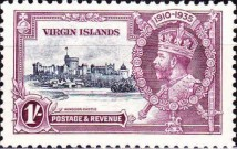 [The 25th Anniversary of Reign of King George V, type L3]