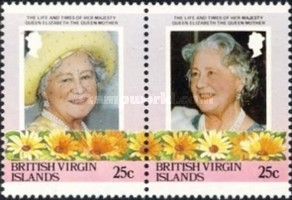 [The 85th Anniversary of the Birth of Queen Elizabeth The Queen Mother, 1900-2002, type PH]