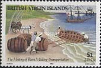 [The History of Rum Making, type QJ]