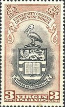 [Opening of the University College of the West Indies, type X]