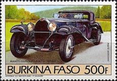 [Airmail - Automobiles and Aircrafts, type AZ]