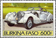 [Airmail - Automobiles and Aircrafts, type BB]