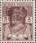 [No. 52-66 Overprinted, type AB]