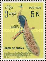[Burmese Birds, Typ DP]
