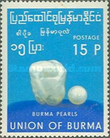 [Burmese Gems, Jades and Pearls Emporium, Rangoon, Typ DY]