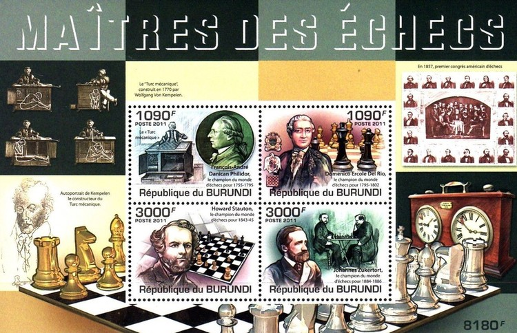 [Personalities - Chess Masters, Typ ]