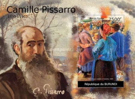 [Paintings by Camille Pissaro, 1830-1903, Typ ]