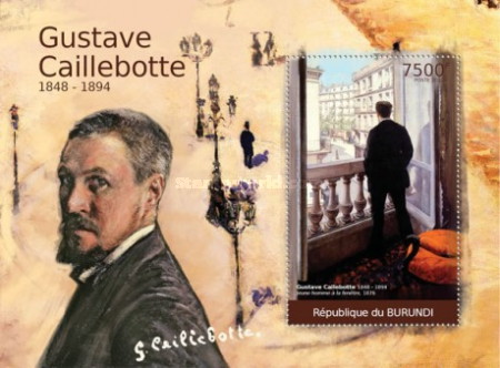 [Paintings by Gustave Caillebotte, 1848-1894, Typ ]