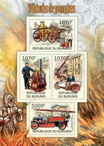 [Fire Brigade - Ancient Fire Engines, Typ ]