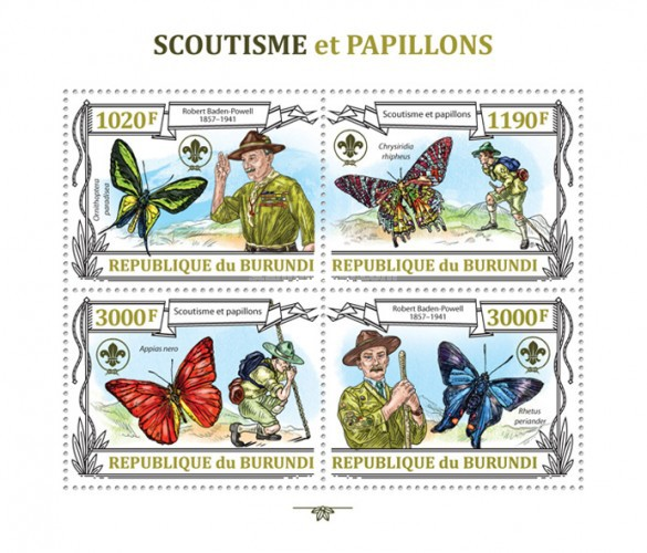 [Scouts and Butterflies, Typ ]
