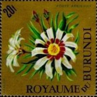 [Airmail - Flowers, type FA1]