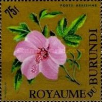 [Airmail - Flowers, type FB1]