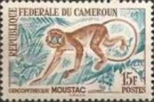 [Postage Stamps - Animals, type CH2]