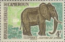 [Postage Stamps - Animals, type CI1]