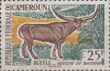 [Postage Stamps - Animals, type CM1]