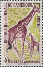 [Postage Stamps - Animals, type CN1]