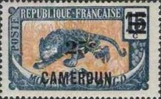 [Stamps of 1921 Surcharged, type E8]