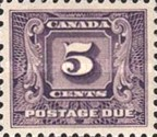 [Numeral Stamps - Different Perforation and Ornament, Typ B3]