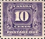 [Numeral Stamps - Different Perforation and Ornament, Typ B4]