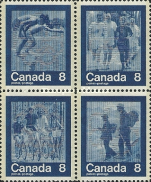 [Olympic Games - Montreal 1976, Canada - Summer Activities, Typ ]