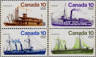 [Canadian Ships - Inland Vessels, Typ ]