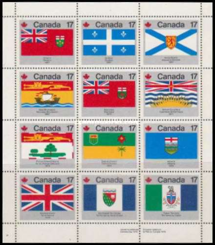 [Canada Day - Flags, Typ ]