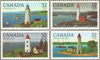 [Canadian Lighthouses, Typ ]