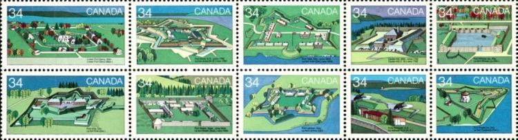 [Canada Day - Forts, Typ ]