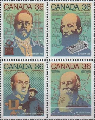 [Canada Day - Science and Technology - Canadian Inventors, Typ ]