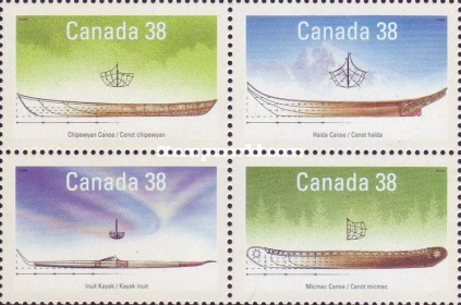 [Small Craft of Canada - Native Canoes, Typ ]